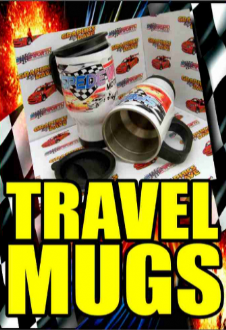 TRAVEL MUGS (THERMOS LINED)